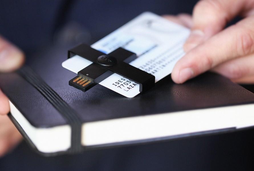 Eestlased arendasid uue ID-kaardi lugeja +ID